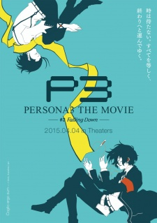 Persona 3 the Movie 3: Falling Down - VietSUb