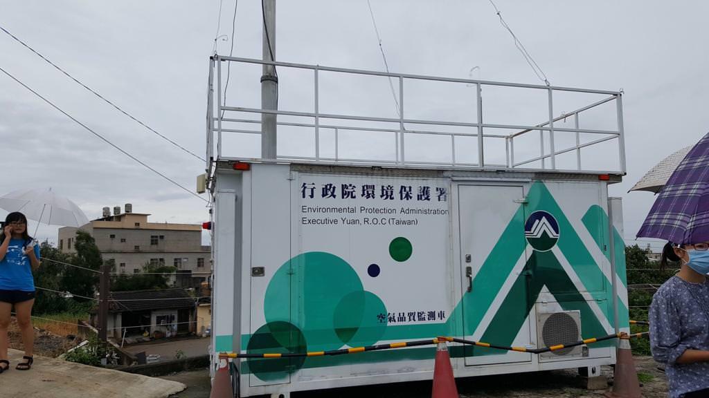 Đài quan trắc của FHS tại Đài Loan.