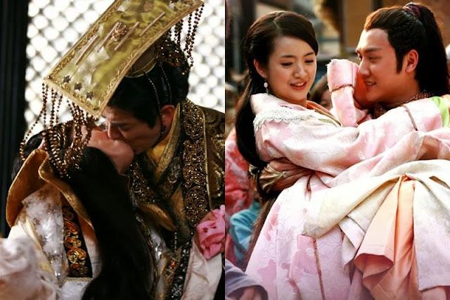 【電視劇觀後感】大陸電視劇.蘭陵王(浪漫瑰麗戰爭史詩古裝偶像劇)