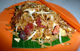 Char kway teow, Penang hawker stall