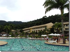 Piscina do Eco Resort Vila Gale Angra dos Reis_