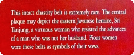 chasity belt description