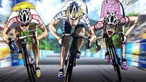 Yowamushi Pedal SS2