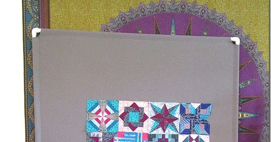 Quilts Color The Ultimate Design Wall Flannel Fabric