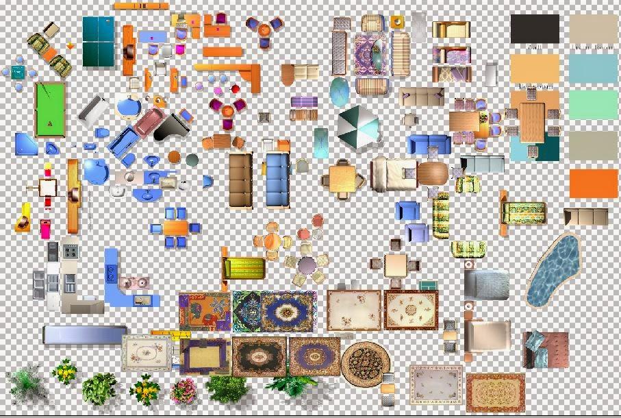 furniture  interior photoshop file