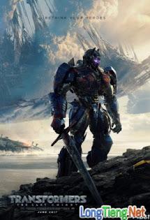 Robot Đại Chiến 5: Hiệp Sĩ Cuối Cùng - Transformers: The Last Knight