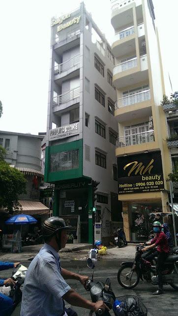 Bán tòa nhà Mặt Tiền Sư Vạn Hạnh Quận 10 Kinh Doanh Khách Sạn 05