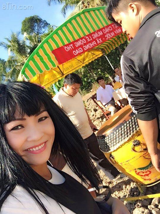 Thị trấn Cái nhum xã Nhơn Phú  Ấp Phú Thọ