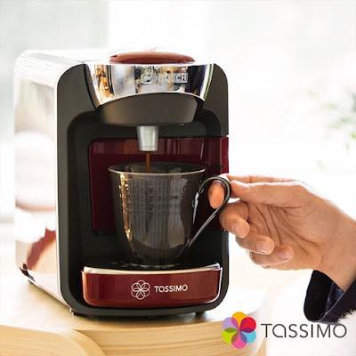 Kaffe på studs med Tassimo