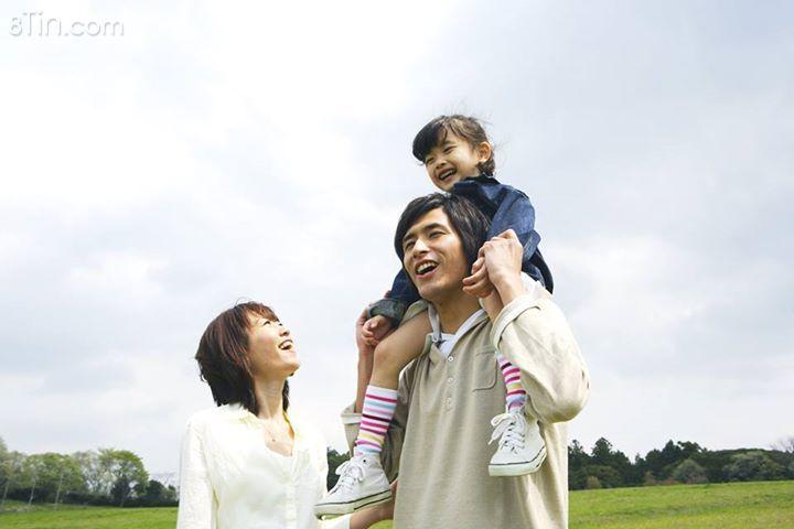 [Tình cảm gia đình] Phong cảnh đẹp là vì có người cùng