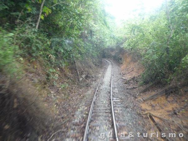 Trem das Montanhas