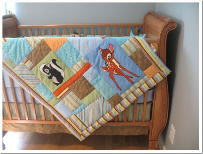 It S A Horvath S Life A Baby Boy Bambi Nursery
