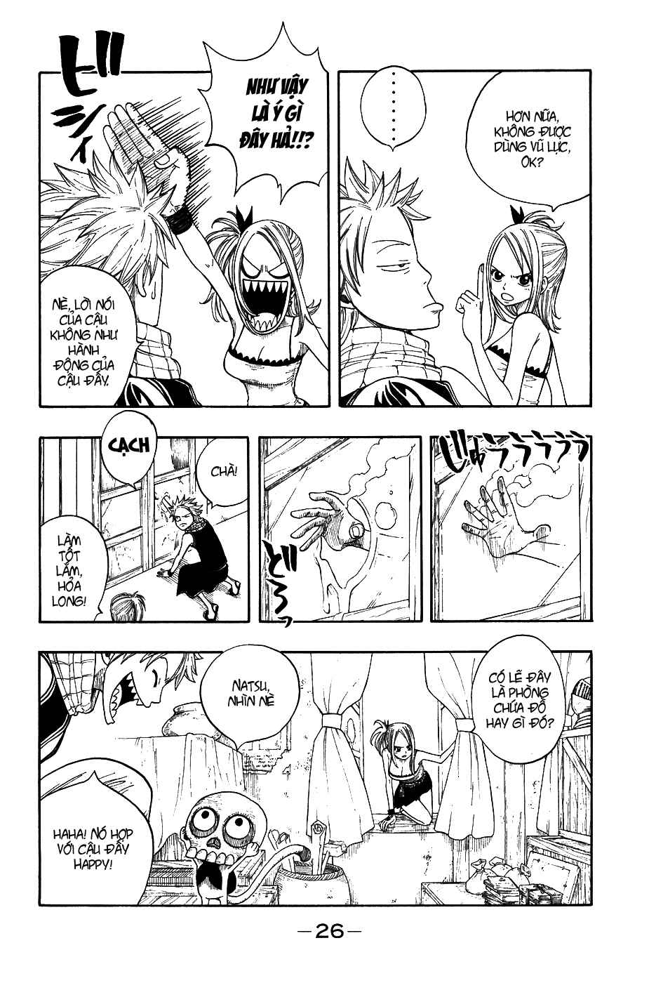 Fairy Tail Chap 6