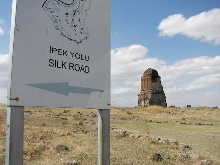 Imagini Anatolia: drumul matasii