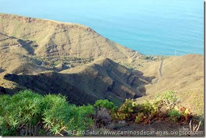 7267 Puerto Las Nieves-Barranco Oscuro(Barranco Guayedra)
