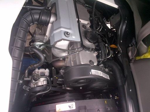 Động cơ xe Hyundai H150 đông lạnh