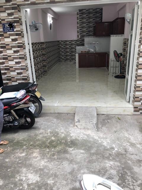 Bán nhà hẻm 250 Phú Thọ Hòa Quận Tân Phú 03