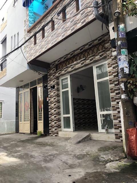 Bán nhà hẻm 250 Phú Thọ Hòa Quận Tân Phú 01