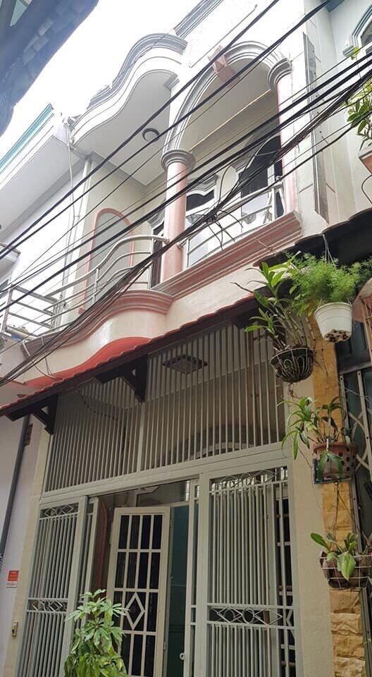 Bán nhà hẻm Dương Đức Hiền Quận Tân Phú 1
