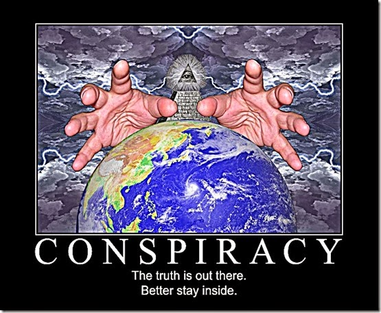 Conspiracy - Truth is out there