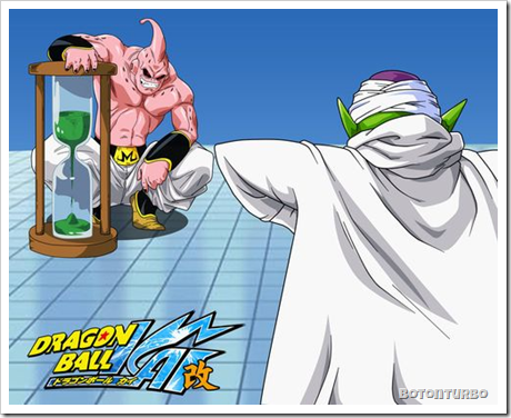 Dragon Ball Kai - Majin Boo