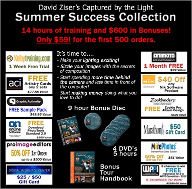 Summer Success Collection Ad3
