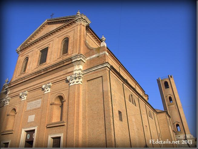 Duomo di Comacchio, Ferrara - Cathedral of Comacchio, Ferrara, Italy , Photo1