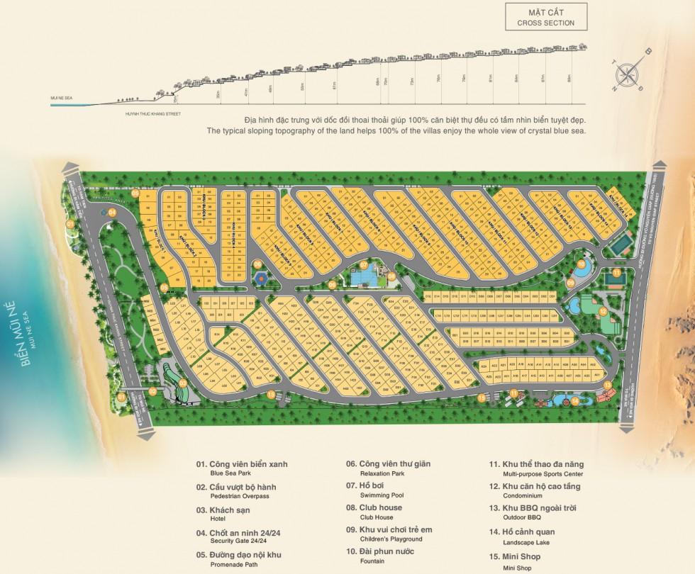 SENTOSA VILLA MŨI NÉ Đón Sóng Bất Động Sản cùng Sân Bay Phan Thiết 5