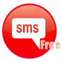 Free SMS Indonesia logo