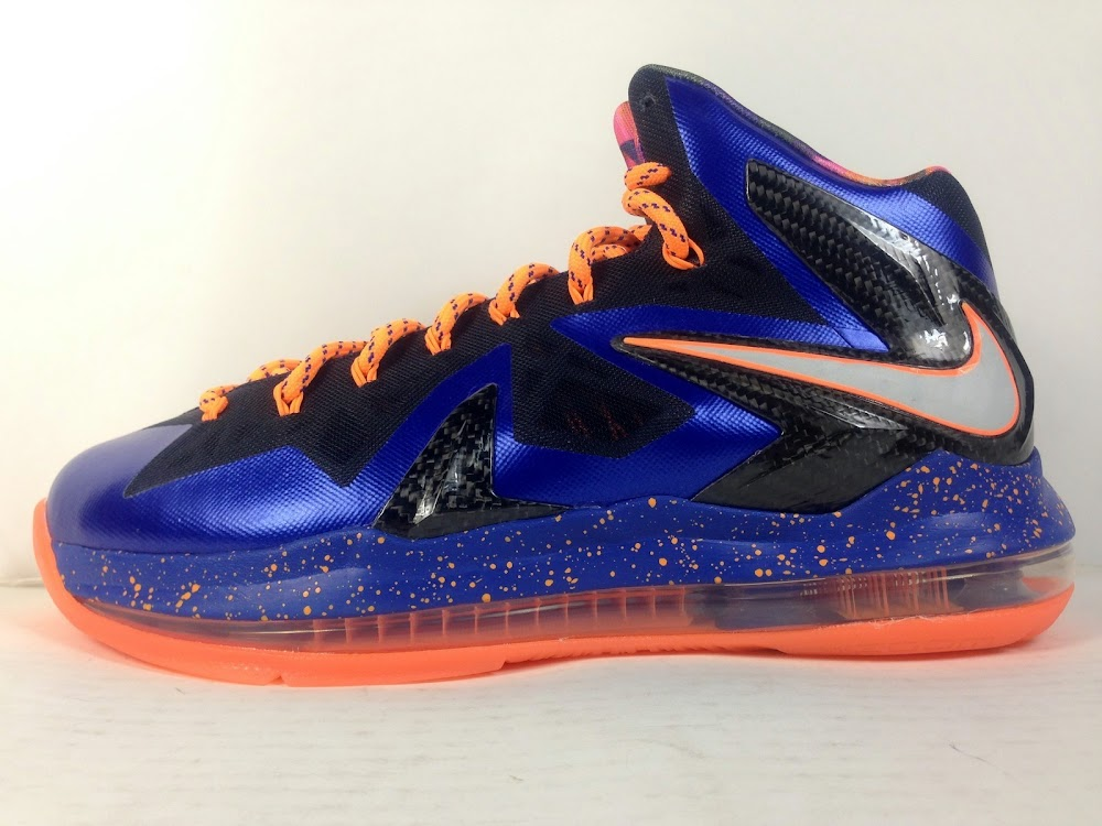 cheap for discount 68776 80215 Another Look at the Nike LeBron X PS Elite Superhero ...