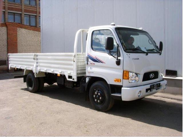 Hyundai 110s thành công thùng lửng