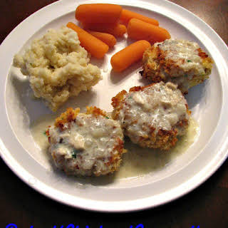 Baked Chicken Croquettes Recipes.