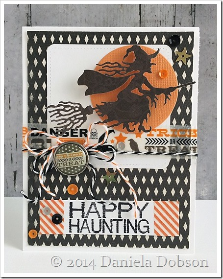 Happy haunting by Daniela Dobson