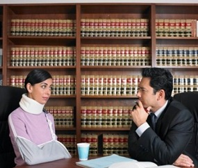 accident solicitor