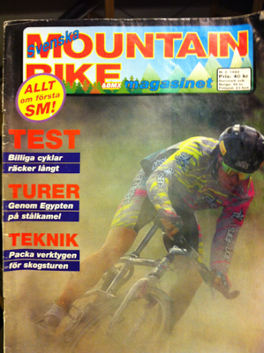 Mountainbike Magasinet