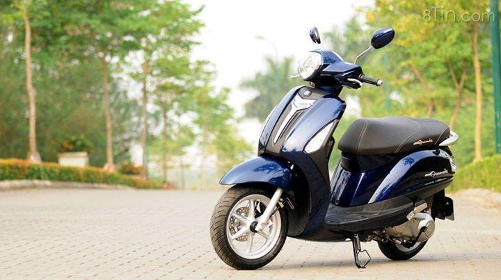 Yamaha Grande chứa đầy tiện ích thực tiễn, bạn thích các tiện