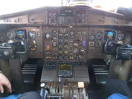 Panou de bod ATR 42