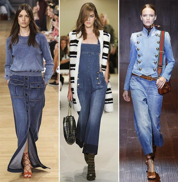 Primavera con Denim