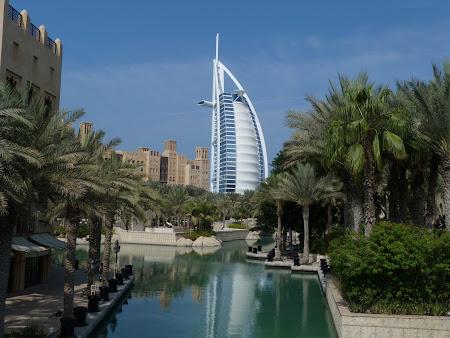Obiective turistice Dubai: Burj al Arab Dubai