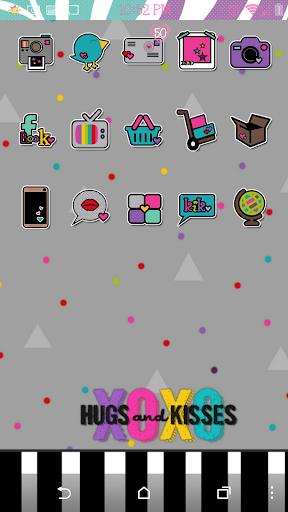 Love Like XO Go Launcher
