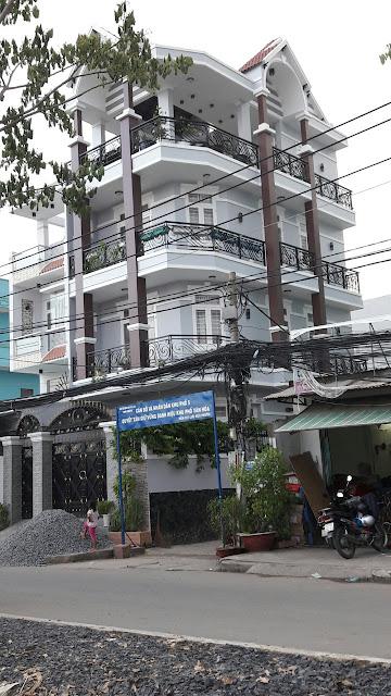 Bán nhà mặt tiền số 238 Lưu Hữu Phước, Phường 15, Quận 8, Tp Hồ Chí Minh 08