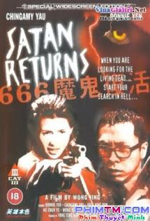 Ma Quỷ Phục Sinh - Satan Returns