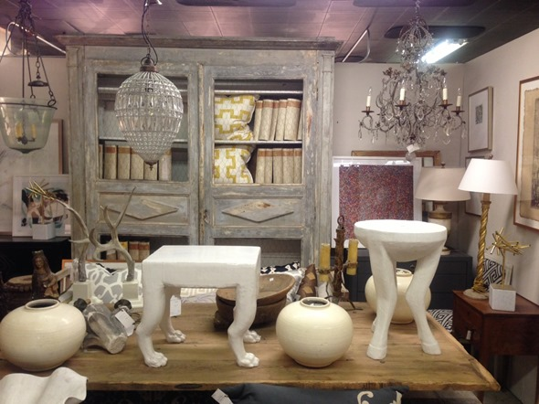Memorial Antiques & Interiors | MAI | Houston, TX | via La Dolce Vita