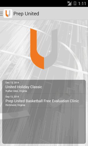 Prep United Basketball