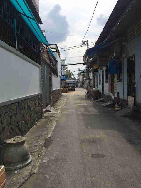Bán nhà hẻm 1 sẹc Đường số 3 phường 9 Gò Vấp 002