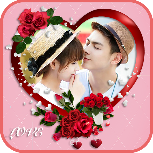 photo love frame apps on google play