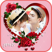 Photo Love Frame