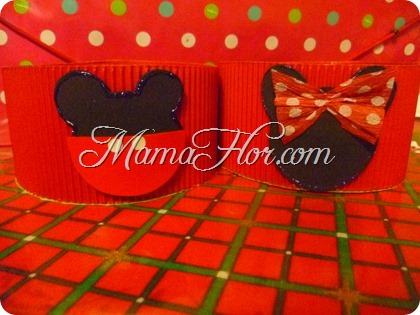 Sorpresas de Mickey mouse y la Minnie