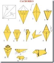 perro origami mascosasdivertidas (2)