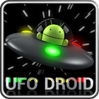 UFO Droid Live Battery Pro icon